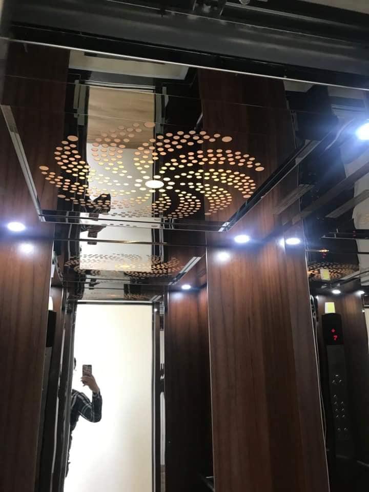 Nhà VIP Vạn Bảo Lô góc Chỉ 13 tỷ 5 - Gara Ô tô KD 60m2, 7 tầng, mt 8.5m