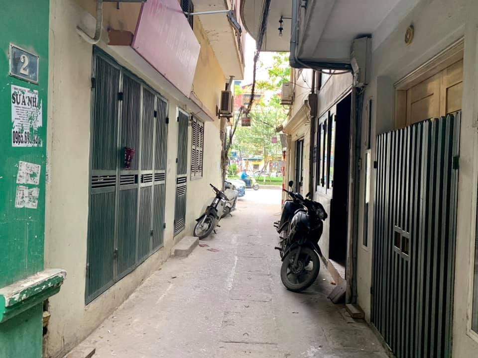 Bán nhà đất quận Ba Đình