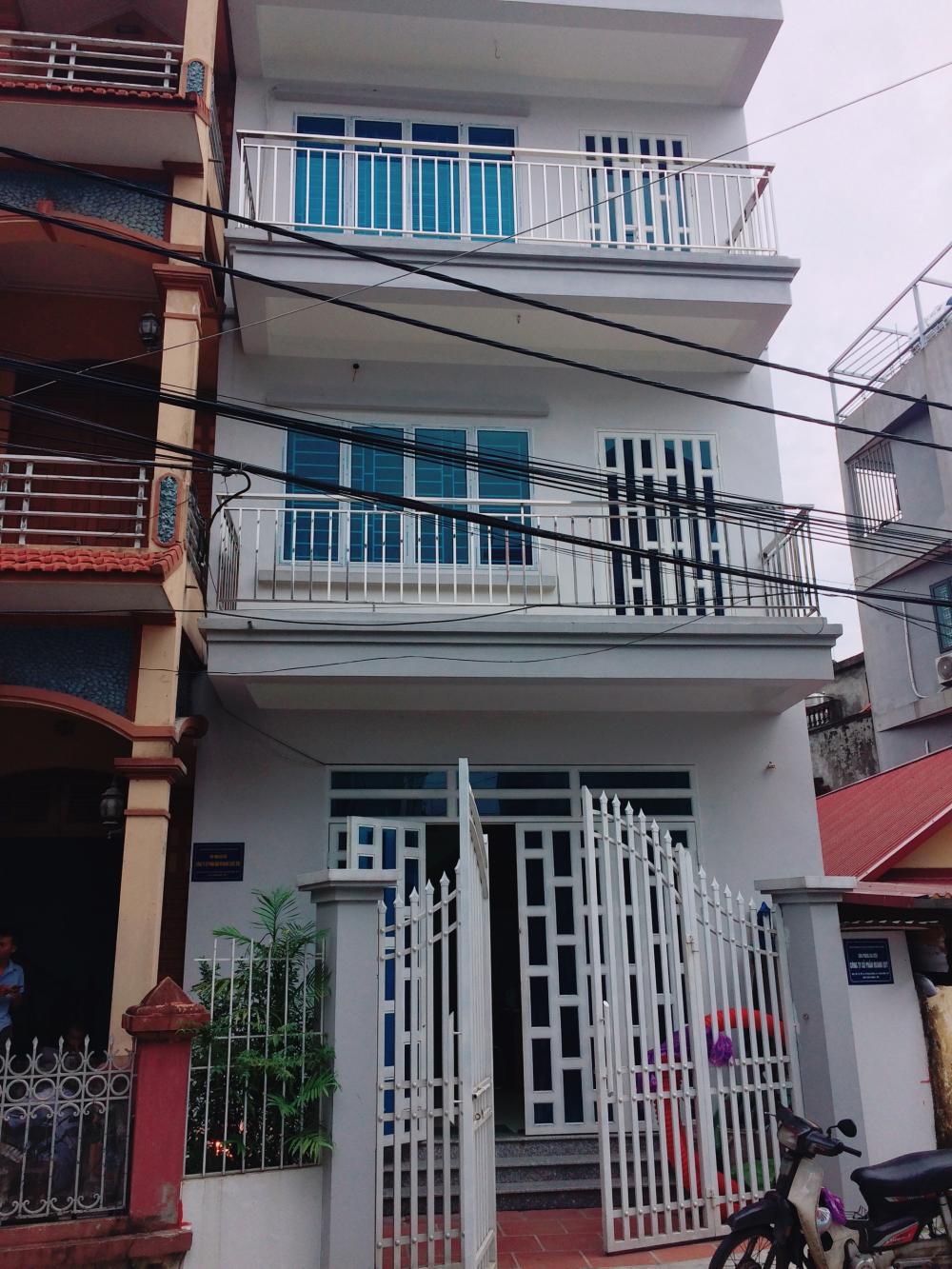 Cho thuê nhà 3 tầng quận Long Biên – Hà Nội giá 6 triệu
