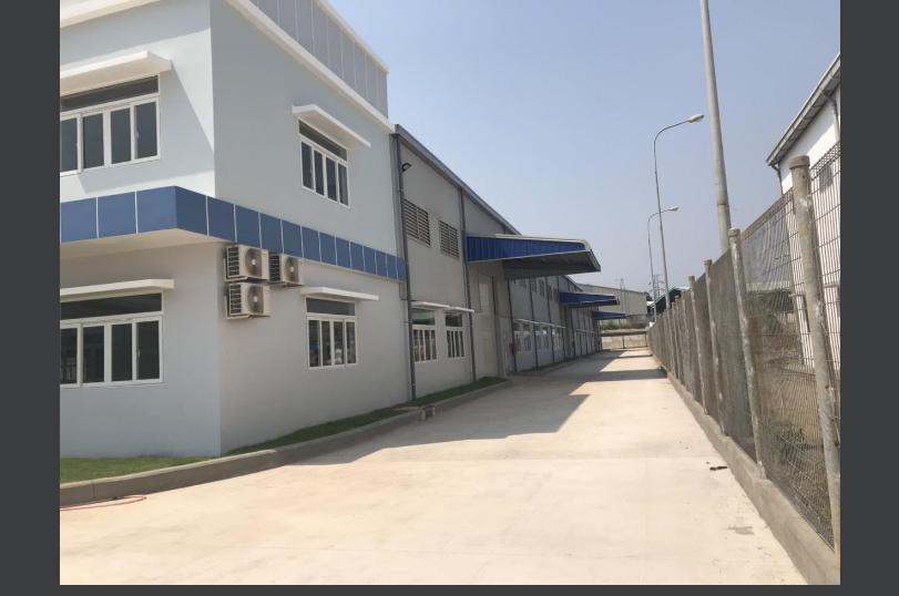 Cho thuê xưởng khuôn viên 10.000m2 xưởng 3.500m2 KCN Mỹ Xuân , Vũng Tàu.
