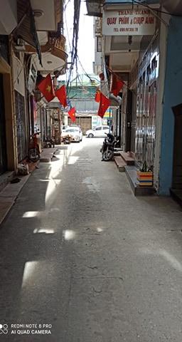 Bán nhà Ngô Thì Nhậm Hà Đông- kinh doanh-cho thuê 20tr/th- 40m- mt 5m giá 4.5 tỷ