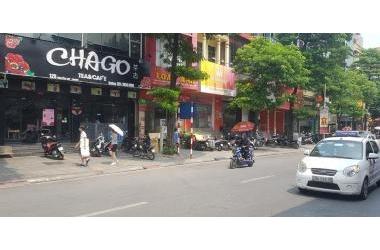 Hiếm! Mặt phố Nguyễn Chí Thanh, kinh doanh đỉnh, 2 thoáng, vỉa hè rộng, 40mx5T