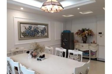 Biệt thự rẻ nhất KĐT Văn Phú, 215mx4T, mt 10m, nội thất đẳng cấp, gần công viên