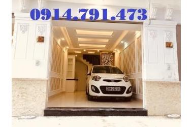 Chính chủ bán nhà tổ 5 Thạch Bàn, DT 34mx5T, 3,40m, hướng ĐB ô tô đỗ trong nhà 2,55 tỷ