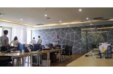 Bán gấp tầng 6 tòa nhà văn phòng VIP Trần Phú, Hà Đông, 700m2, giá 12,5 tỷ