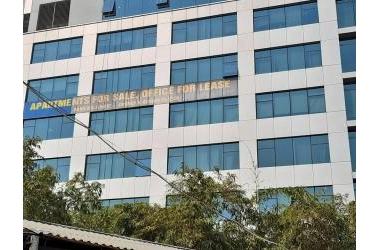 siêu phẩm!!!Cho thuê gấp Bà Triệu 110m2 x 9 tầng mặt tiền 9m
