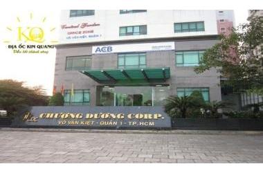 Thuê văn phòng quận 1 tòa nhà Central Garden Building giá 538 nghìn/m2, liên hệ ngay