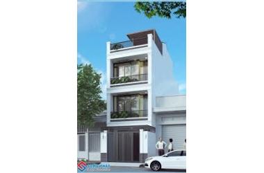 Cho thuê nhà mặt phố ở trung hòa cầu giấy.hà nội.giá 135m2 giá 120 triệu/tháng