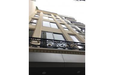 Bán nhà Khương Trung, 40 m2 6 tầng, oto đỗ cửa, ngõ thông, giá 5.95 tỷ
