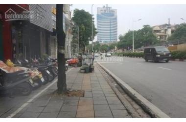 Siêu Siêu Hiếm! Nhỉnh 9 tỷ! Mặt phố Nguyễn Chí Thanh 45m, 5 tầng