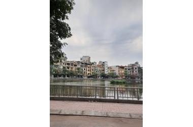 Bán nhà Võ Thị Sáu, View hồ, Kinh doanh, Ô tô tránh.