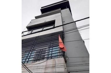 Bán nhà Vĩnh Hưng, Ngõ ô tô quay đầu DT 33m2 * 5T, Giá 2.8 tỷ.
