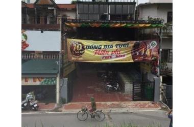 Bán đất mặt phố Mỹ Đình, kinh doanh sầm uất, đầu tư tốt, giá cực rẻ 77m2