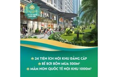 Căn hộ chung cư tại TSG Lotus Sài Đồng Long Biên - Chỉ còn 2 ngày hưởng lãi suất 0% 18 tháng hoặc chiết khấu 8% thanh toán sớm. LH ngay 0969.862.561