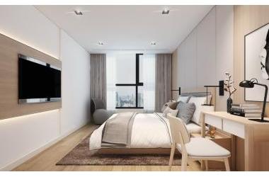 Cho thuê căn 2 phòng ngủ, trung cư 885 Tam Trinh.