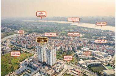 Bán căn hộ chung cư cao cấp nhất Long Biên, 2PN, 3PN, 4PN. Giá tổng từ 2,5 tỷ, có vay HTLS 0%
