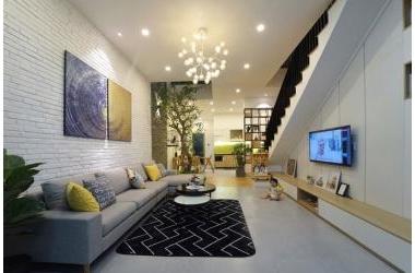 Cho thuê căn 2 phòng ngủ,đủ đồ ,ở  987 Tam Trinh