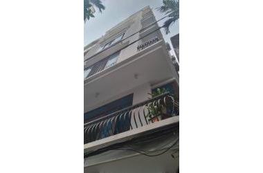 Bán nhà phố Xuân Thủy 60m2, KD, mặt tiền KHỦNG, giá 7tỷ