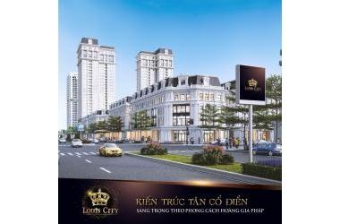 Liền kề Louis City Hoàng Mai giá chỉ từ 75tr/m2,đầu tư là lãi.cơ hội có 1 0 2- Hotline: 0904527585