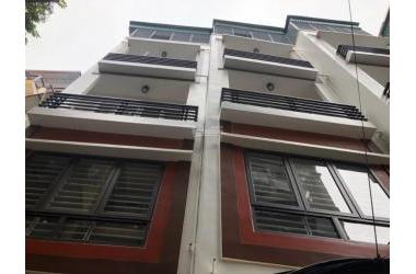 Bán nhà khu phân lô ngõ 90 Yên Lạc, Vĩnh Tuy, diện tích 45m2 x 5 tầng xây mới ô tô vào nhà, thoáng sáng trước sau, có ban công, giá 5,2 tỷ.