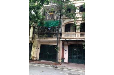Bán nhà phân lô Nguyễn Cảnh Dị, 60m2*4 tầng, 3 ô tô tránh, tiện KD, 8,5 tỷ