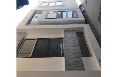 Bán nhà Nam Dư- Hoàng Mai, ô tô đỗ cửa, 36m2 * 4.5 tầng, 2 mặt ngõ