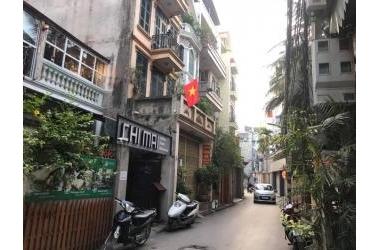 Bán nhà Hoàng Quốc Việt 58m2 x 5 Tầng, GARAGE, MT5m, 7.9 TỶ