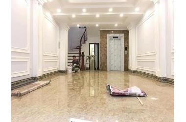 Bán nhà ngõ 112 phố Chùa Láng, 80m2, 16,5 tỷ, có gara, thang máy