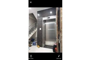 BÁN NHÀ, MẠC THÁI TỔ, thang máy,lô góc,xây dựng tâm huyết 54m 13.9ti.lh 0913781956