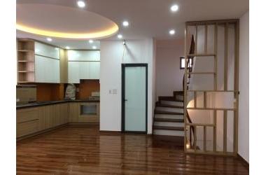 Bán nhà Dương Quảng Hàm nhà đẹp đủ đồ ở ngay ngõ thông DT48m x 5T giá chỉ 5,35 ty