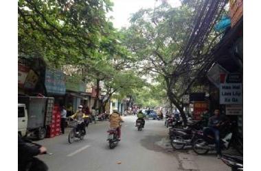 Bán nhà mặt phố Trần Cung lô góc 3 thoáng Kinh doanh đỉnh