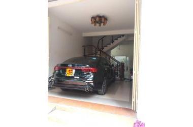 Vỉa hè! Ô tô vào nhà! Bán nhà Đại La 69m, 5 tầng, mặt tiền 4.8m
