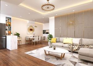 Căn hộ chung cư 3 phòng ngủ giá từ 2 tỷ tại Hà Nội,hỗ trợ lãi suất 0% trong 24 tháng.