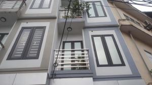 Bán nhà Giáp Nhị, trước nhà Ô tô tránh, nhà đẹp, ở, KD: 43m2, 5 tầng, Lh: 0901525008