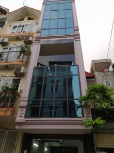 Bán nhà phân lô mới Phùng Hưng 46m2, Gara oto, Kinh doanh tốt, Giá 4.5 tỷ