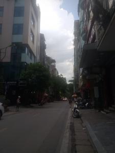 Bán Nhà Mặt Phố Trần Quang Diệu 100mx5T, MT 7.5m, 2 Thoáng, KD Đỉnh Cao, Giá 35.5 Tỷ.