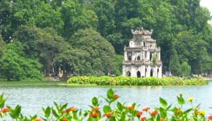 Bán gấp biệt thự hồ Văn Quán, Hà Đông, Hà Nội, KD 1 tỷ, 268m2, 5 tầng, 32 tỷ, lô góc.