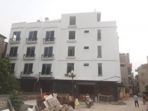 Bán Nhà 4 tầng Ngô Thị Sỹ Hà Đông siêu đẹp oto vào nhà 4.3ty
