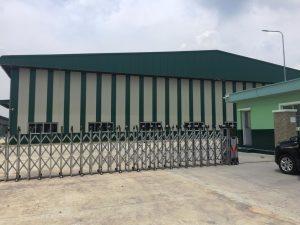 Cho thuê kho nhà xưởng 700m2 Nguyễn Xiển, Thanh Xuân. Giá 110/m2