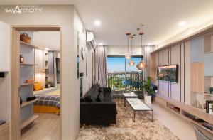 Chuyển nhượng căn hộ 1PN+1 Vinhomes Smart City giá 1.35 tỷ.LH 0968.770.133