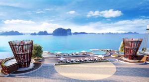 Bán đất nền Vân Đồn - Quãng Ninh 22.7 triệu/m2 Cạnh sân bay Vân Đồn,nằm vên Vịnh Bái Tự Long