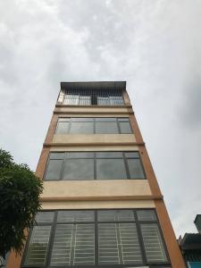 Cho thuê mb Khu đất dịch vụ tây nam Linh Đàm, Hoàng Mai 60m2x 5 tầng, mặt tiền 6m