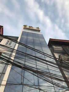 Cho thuê nhà riêng Kim Giang, Thanh Xuân 45m2x 5 tầng, mặt tiền 5m