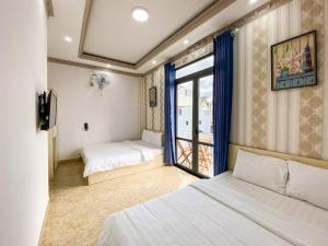 Giảm sốc 3 tỷ bán khách sạn 9 tầng 22 phòng phố Trần Duy Hưng.